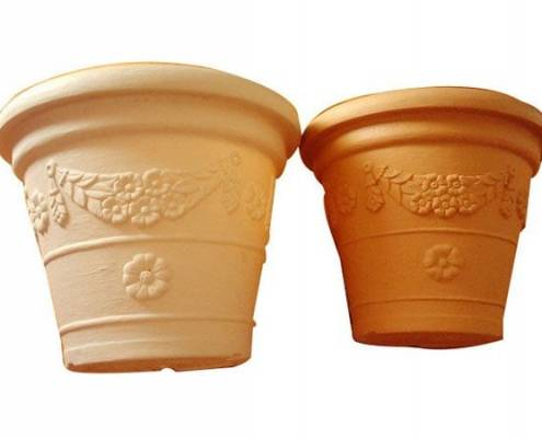 Simulation Flower Pot 3