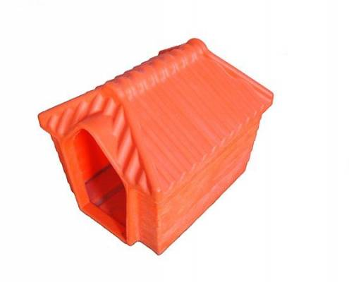 Plastic Dog House 2