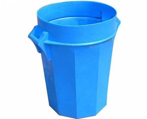 Plastic Barrels 3