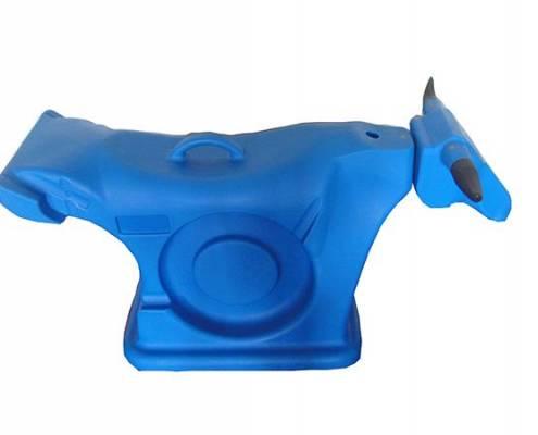 Plastic Bull 4